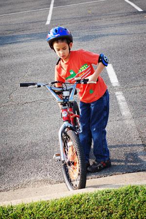 Lifting-Bike