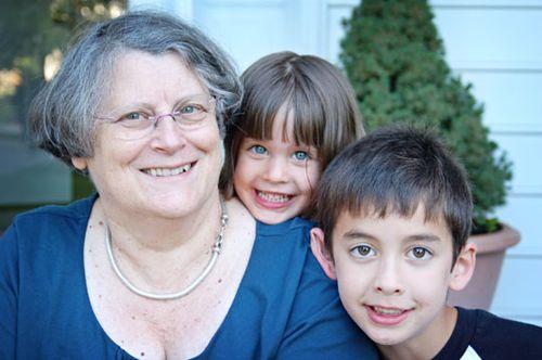 Granny-&-Kids