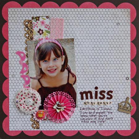 Miss-Confident