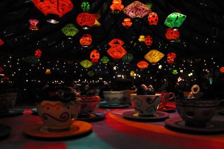 DisneyTeacups