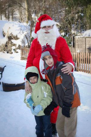 Kids&Santa