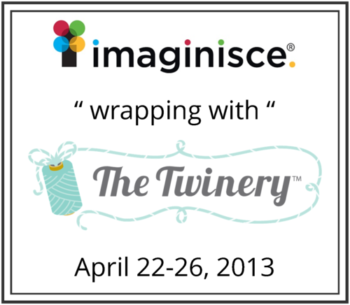 Imaginisce TheTwinery Blog Hop Badge 2013