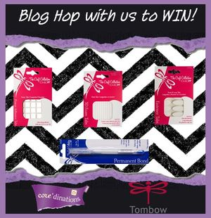Tombow Prize Hop