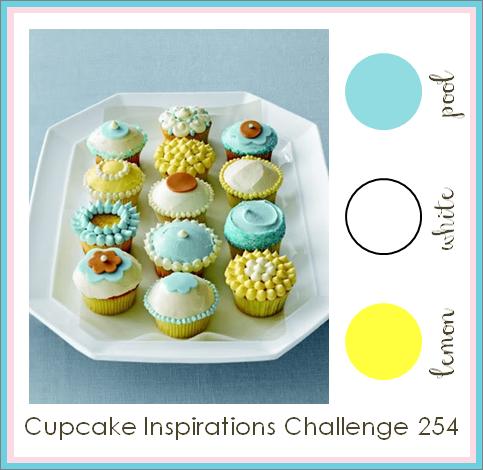 Cupcake Inspiration Challenge