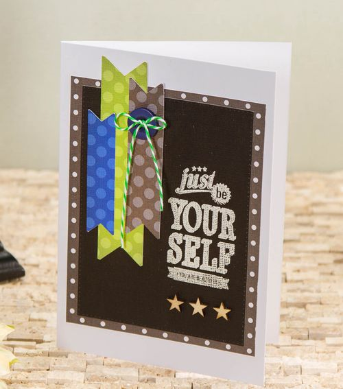 Just Be Yourself Card JAS-SuzannaLee