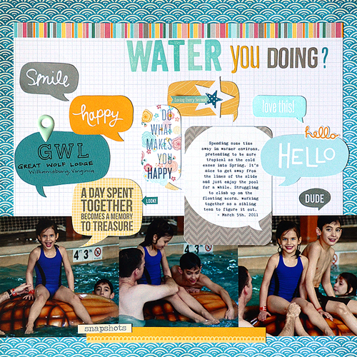 Water-You-Doing