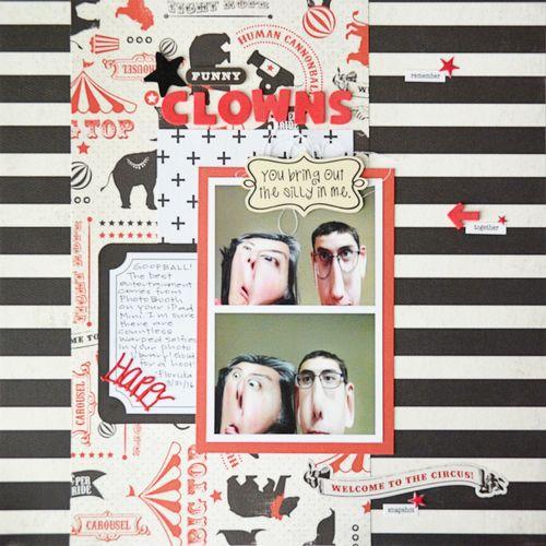 FunnyClowns_TheProjectBin_SuzannaLee