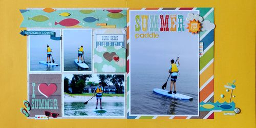 SummerPaddle