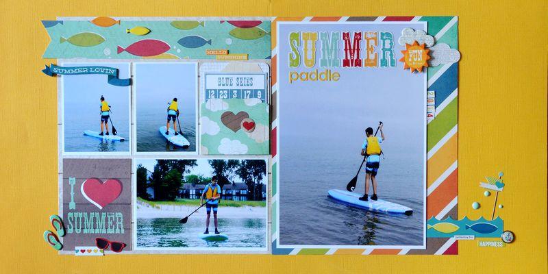 SummerPaddle