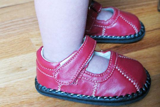 Newredshoes