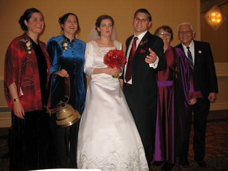 Neefernwedding