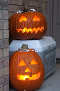 Pumpkinsalamichael